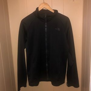 MENS BLACK NORTH FACE SWEATER